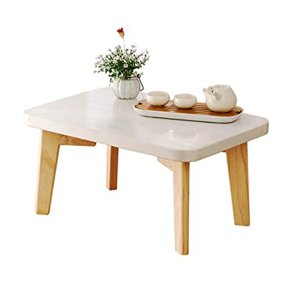 Amazon.com: Coffee Tables European Bay Window Table Solid ...
