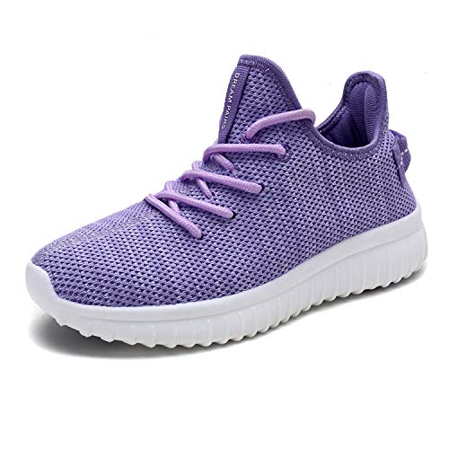 DREAM PAIRS Women's Lavender Tennis Shoes Athletic Running Sneaker 170726_2_W 5.5 M US (Best Pair Of Running Shoes)