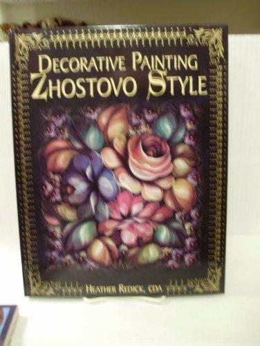 Decorative Painting Zhostovo Style