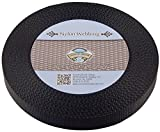 Country Brook Design WN-BLA-1-50 1-Inch Heavy Nylon Webbing, 50-Yard, Black