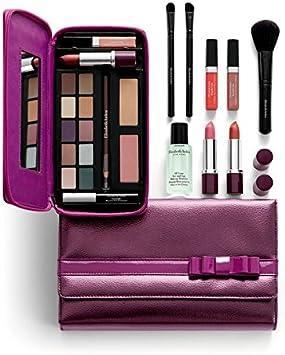 Elizabeth Arden Glamour sobre la marcha de paleta maquillaje Set: Amazon.es: Belleza