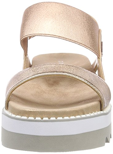 Bugatti Women's 411468815959 Ankle Strap Sandals Pink (Rose / Rose 3434) fast delivery for sale 2014 unisex sale online cheap sale buy qF11kPEUG7