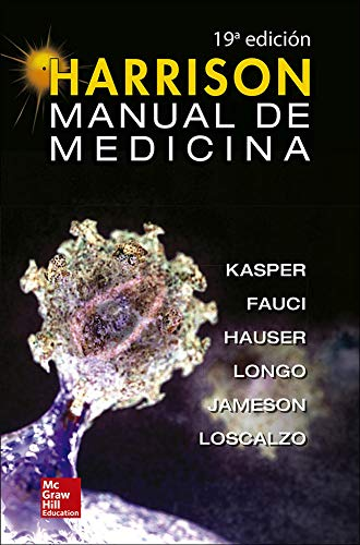 HARRISON MANUAL DE MEDICINA INTERNA (Libros De Medicina)