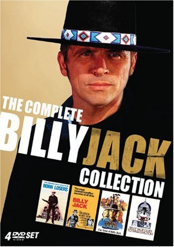 (The Complete Billy Jack Collection (Born Losers/Billy Jack/The Trial of Billy Jack/Billy Jack Goes to Washington))