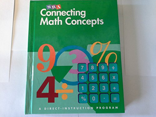 Connecting Math Concepts Textbook, Level C