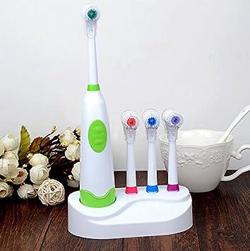 XUAN Cuatro giratorio cabezal de cepillo de dientes ...