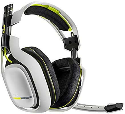 Astro Gaming A50 Wireless Headset White (Xbox One): Amazon