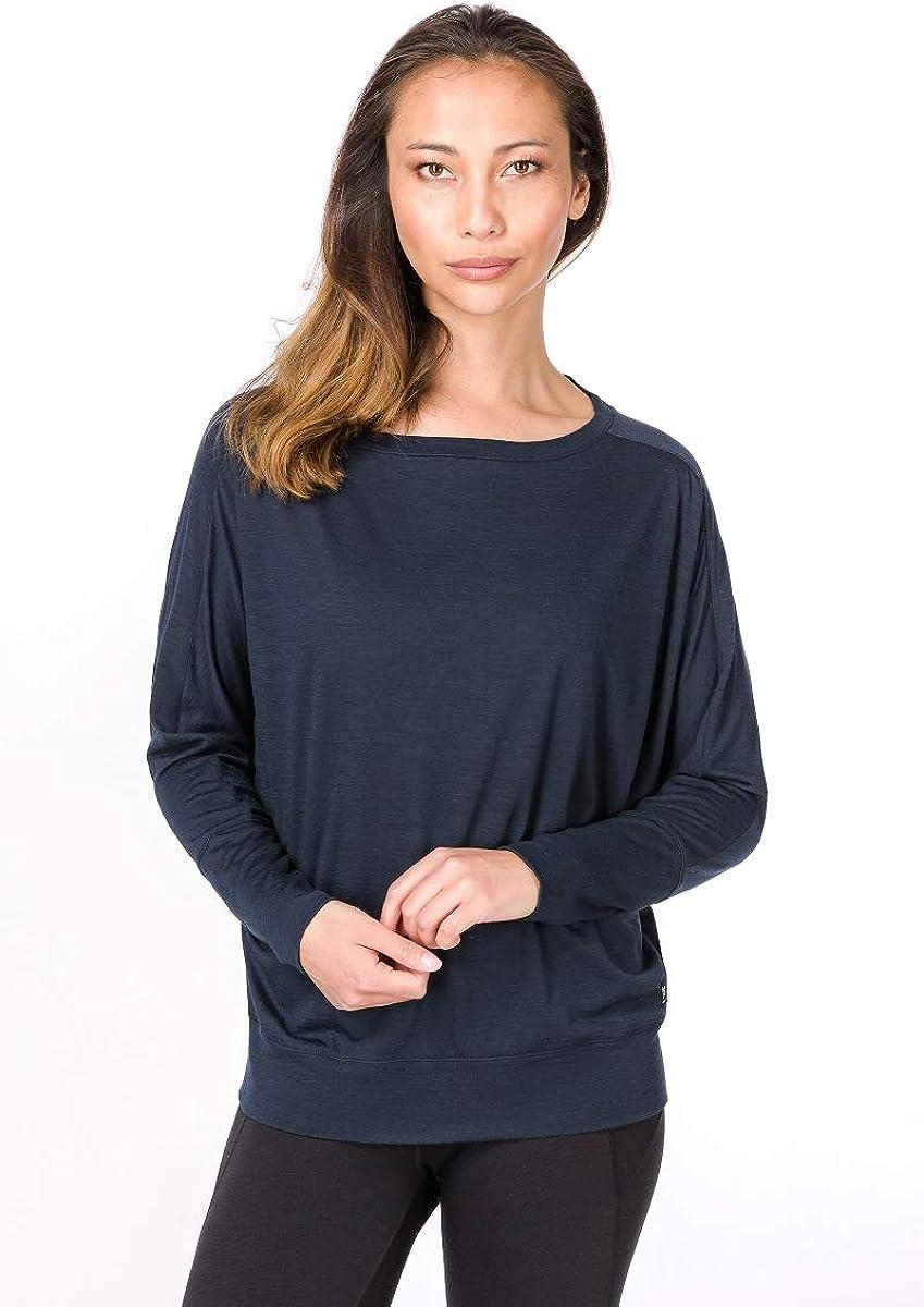 super.natural Damen W Kula Merino Shirt