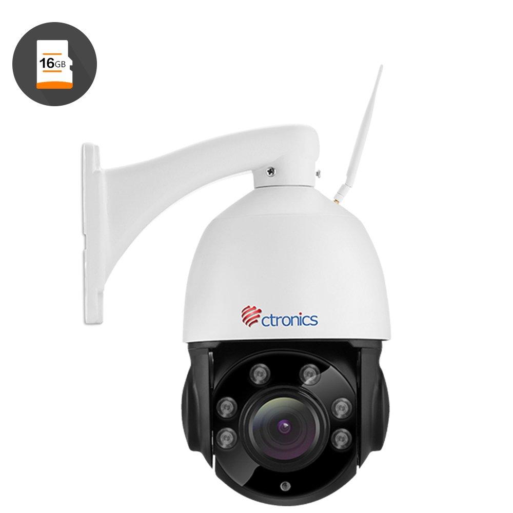 caméra PTZ extérieur