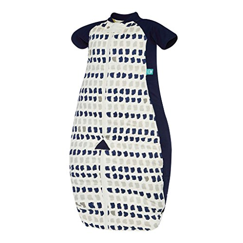 ergoPouch EXP2-12N1 1.0 TOG Sleep Suit Bag, Navy Paint, 2-12 Months