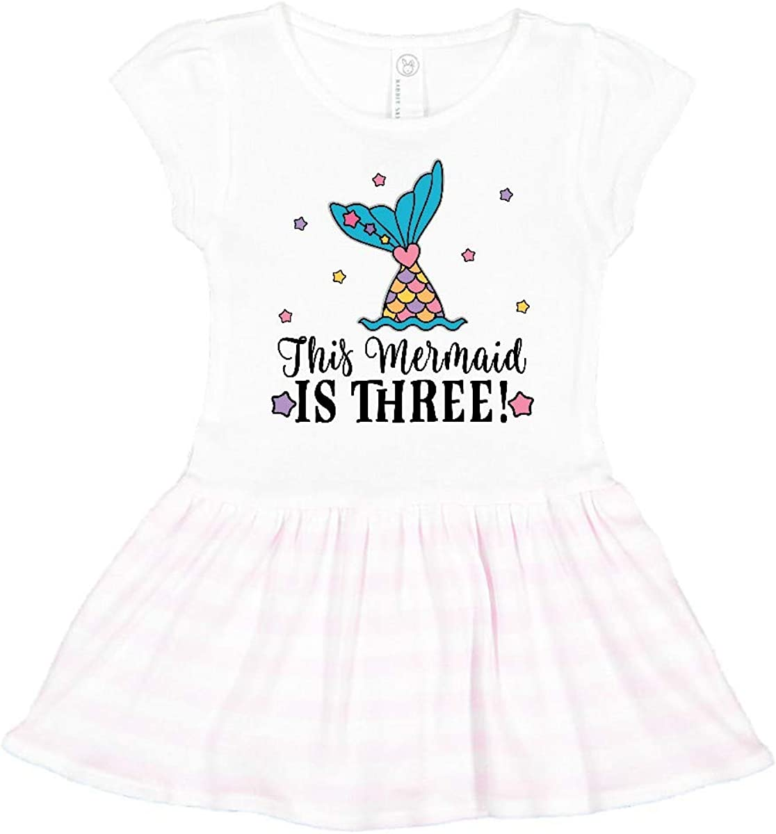 Mermaid Tail Toddler T-Shirt inktastic Mermaid Vibes