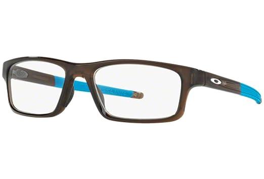 08dc378591 Amazon.com  Oakley Eyeglass 0OX8037-803717 Crosslink Pitch 52mm ...
