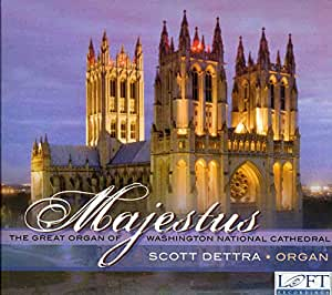 Majestus: The Great Organ of Washington National
