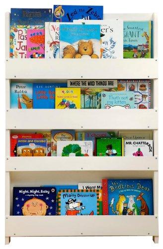 wooden book display - 5