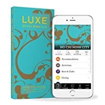 LUXE Ho Chi Minh City: New edition including free mobile app