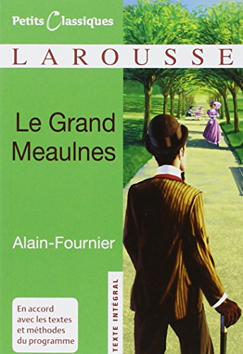 an analysis of the characters in le grand meaulnes by alain fournier Written by alain-fournier le grand meaulnes is one of the great classics of french an enigmatic character who is thrown into a fairy tale world for one.