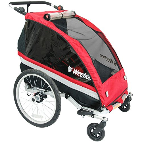 Weehoo WeeGo Stroller & Bike Trailer by Weehoo