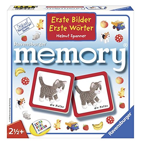 /First Words Memory Childrens Game Ravensburger 43568/First Photos/