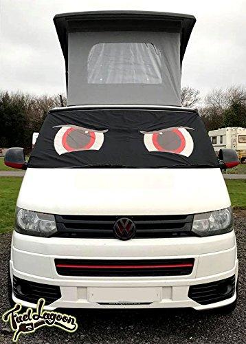 Rocky Transporter T5 pellicola per finestre tenda involucro di protezione antigelo tende occhi Fuel Lagoon