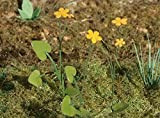 Reality In Scale 1:35 54mm Laser Cut Plants Marsh Marigold for Diorama #VG3-003