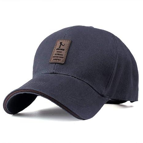 WYLBQM Sombrero Gorra de béisbol de Mezclilla Gorra de Sombrero ...