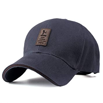 WYLBQM Sombrero Gorra de béisbol de Mezclilla Gorra de ...