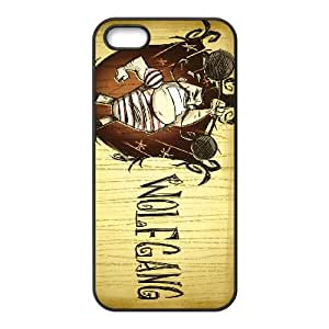 Don't Starve iPhone 5 5s Cell Phone Case Black 53Go-289838
