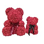tigerlee-Teddy-Bear-Rose-Bear-Artificial-Rose-Bear-Cub-Forever-Rose-Everlasting-Flower-for-Window-Display-Anniversary-Christmas-Valentines-Gift-by-Longshow