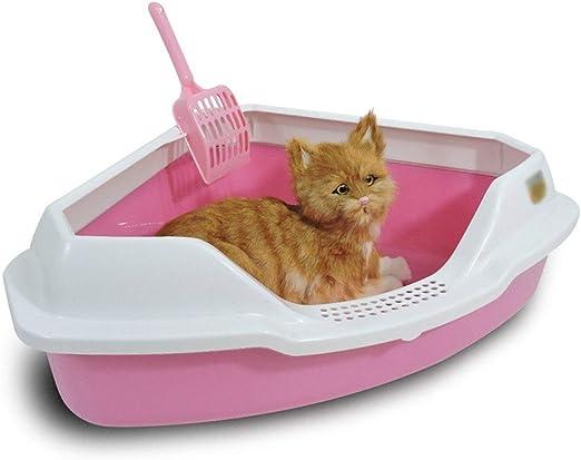Inodoro Para Perros Arena for gatos caja de arena for gatos evitar ...