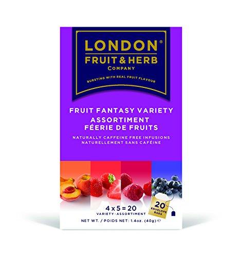 London Fruit & Herb Obst Fantasy Variety Pack 20 Beutel