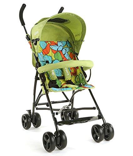 LuvLap Tutti Frutti Baby Stroller Buggy – Green