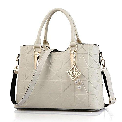Aoligei Mode Dame Handtasche Japanisch und Koreanisch einfach Trend einzigen Messenger Umhängetasche C GnF0KcsTk