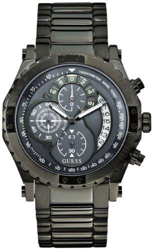 Guess U0036G1 chronograph gunmetal stainless