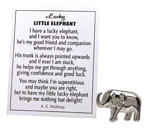 Lucky Little Elephant Charm É