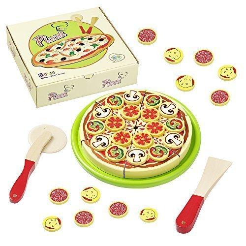 Holz Pizza - howa Schneidepizza