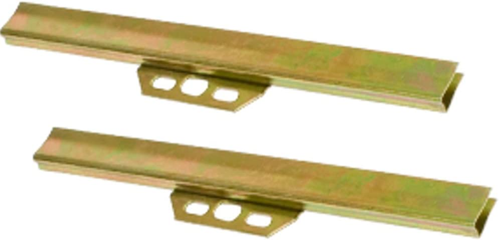 Left and Right Empi Door Window Lift Channel Pair Type 2 Bus 1968-79