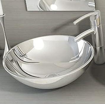 Art Amp Bath Waschbecken F Uuml R Waschtischplatte Schalenform
