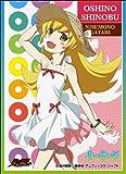 Nisemono Gatari Oshino Character Card Chara Sleeves MTG WoW TCG Anime Game #160 by ensky