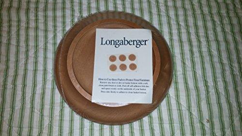 Longaberger Woodcrafts Pillar Candle Holder Maple -