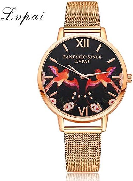 Watch Relojes Relojes Lvpai Relojes De Cuarzo para Mujer Relojes De Vestir para Mujer Relojes De Regalo