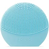 Which Skin Cleansing Brush Is Best - FOREO LUNA play plus: Portable Facial Cleansing Brush, Mint