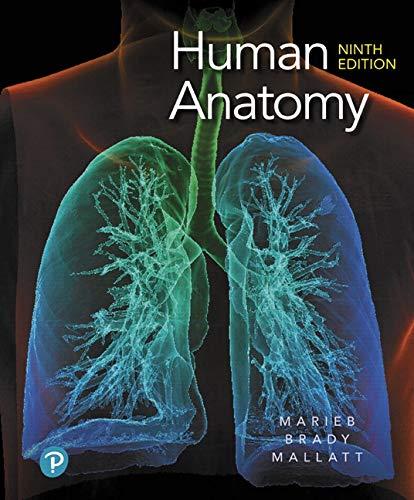 Top human anatomy textbook used