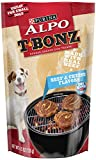 Purina Alpo Tbonz Beef & Cheese Flavors Dog Treats - (5) 4.5 Oz. Pouches
