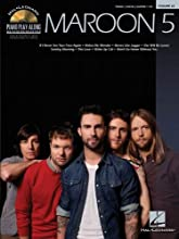 Maroon 5 - Piano Play-Along Volume 63 (Book/CD) (Hal Leonard Piano Play-Along)