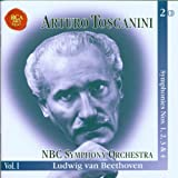 Symphonies (coll. Immortal Toscanini Vol.1) [Import anglais]