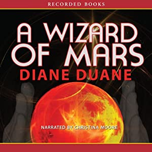 A Wizard of Mars Audiobook