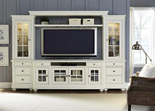 Liberty Furniture INDUSTRIES 631-TV74 Harbor View Entertainment TV Stand, 74