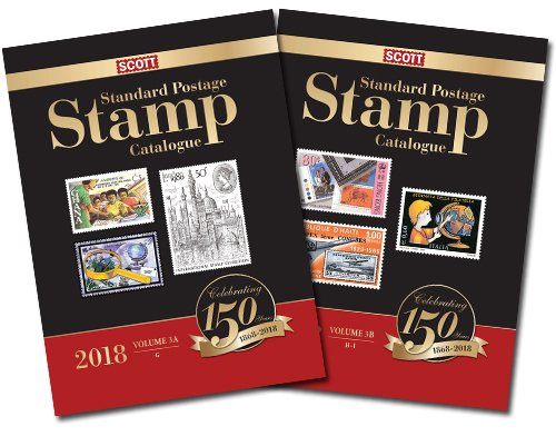 Scott 2018 Standard Postage Stamp Catalogue Volume 3: Countries of the World G-I: Scott 2018 Volume 3 Catalogue: G-I Countries of the World (Scott Standard Postage Catalogue)