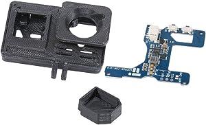 iFlight 3D Printed Case with BEC Board for NakedHero 8 Camera for Alpha C85 Pusher Protek25 Protek35 FPV Whoop Drone