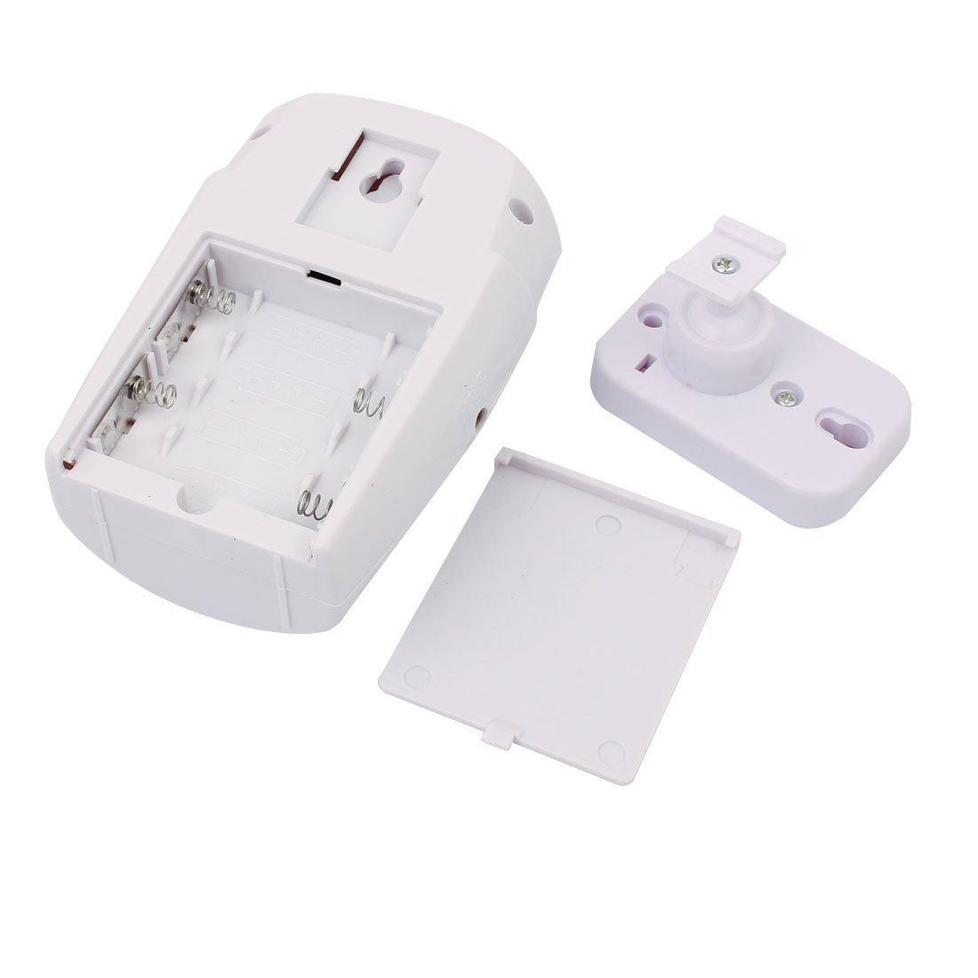 eDealMax inalámbrica inteligente 2 en 1 Sistema de Alarma Detector de movimiento PIR de alerta de seguridad: Amazon.com: Industrial & Scientific